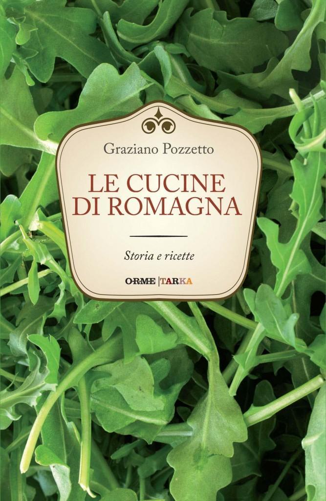 Le cucine di Romagna, di Graziano Pozzetto – copertina