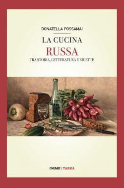 La cucina russa - copertina