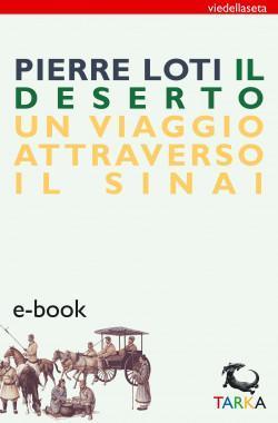 il deserto - copertina ebook