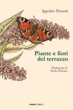 Piante e fiori del terrazzo, di Pizzetti - coopertina