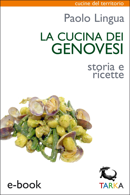la cucina dei genovesi - copertina ebook