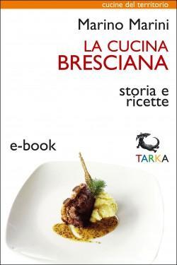 la cucina bresciana - copertina ebook