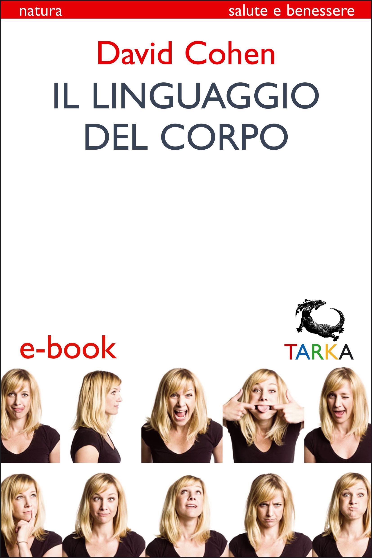 Il linguaggio del corpo di David Cohen, copertina del libro ebook