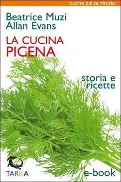 la cucina picena - copertina ebook