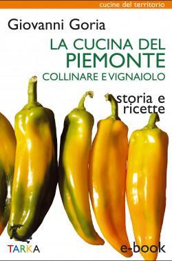La cucina del Piemonte - copertina ebook