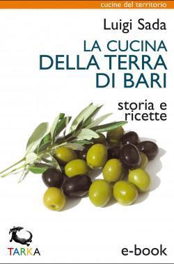 La cucina della terra di Bari - copertina ebook