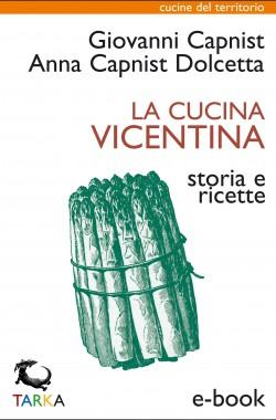 la cucina vicentina – copertina ebook