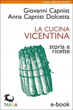 la cucina vicentina - copertina ebook