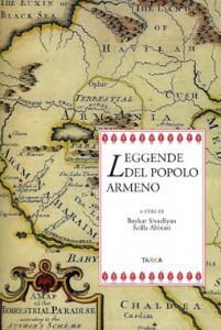 copertina Leggende del popolo armeno di Sivazliyan e Abbiati