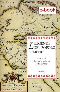 Leggende del popolo armeno, di Baykar Sivazliyan - cop ebook