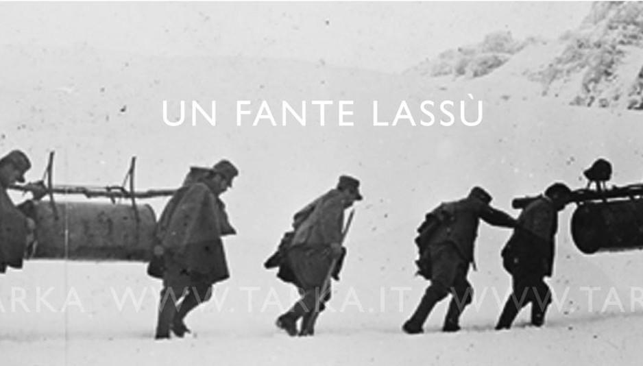 Un fante lassù – Gino Cornali