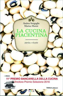 Copertina del libro La cucina piacentina. Storie e ricette, di Andrea Sinigaglia e Marino Marini