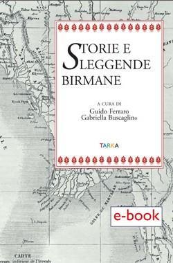 Copertina Storie e leggende birmane, di G. Ferraro e G. Buscaglino