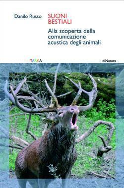 copertina del libro Suoni bestiali di Danilo Russo