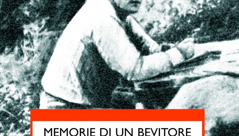 copertina libro Memorie di un bevitore, di Jack London