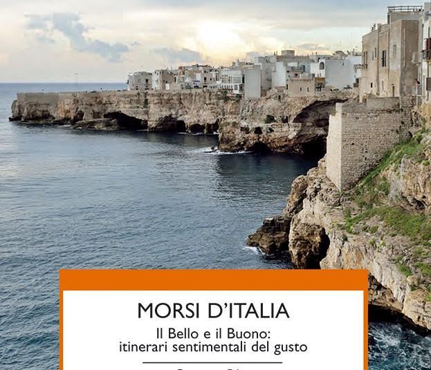 """copertina del libro di Giacomo Pilati """"Morsi d'Italia"""""""