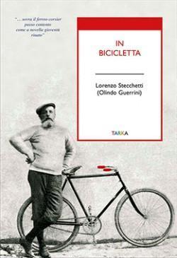 copertina del libro In bicicletta di Olindo Guerrini, alias Lorenzo Stecchetti