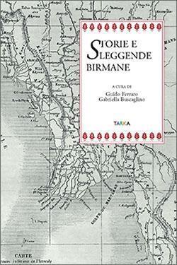 copertina libro Storie e leggende birmane, di Ferraro e Buscaglino