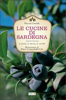 Copertina del libro Le cucine di Sardegna di Nuccia Caredda
