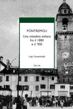 copertina del libro Pontremoli, di Luigi Campolonghi