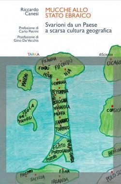 copertina del libro Mucche allo stato ebraico di Riccardo Canesi