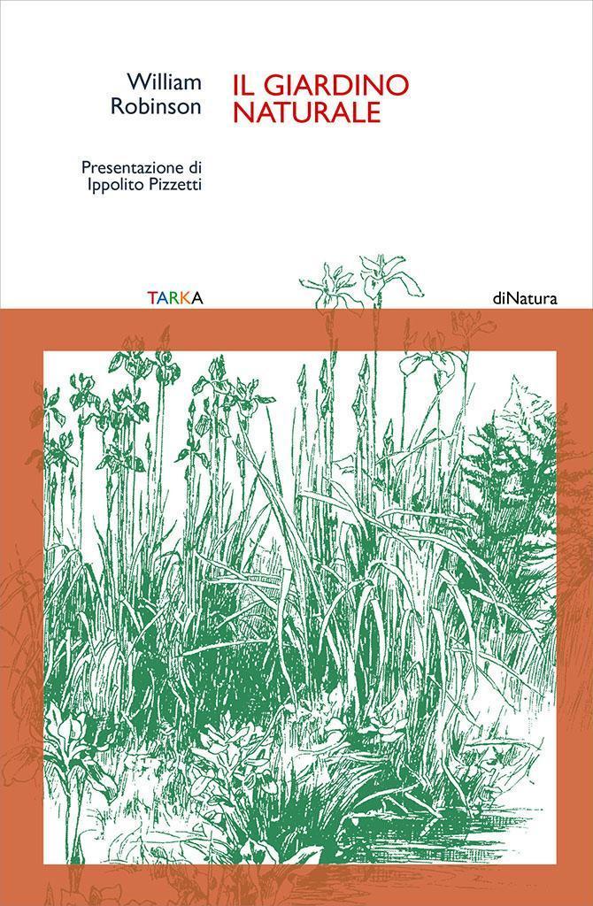 copertina del libro Il giardino naturale di William Robinson