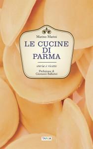 copertina del libro Le cucine di Parma di Marino Marini