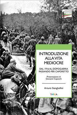 copertina del libro Introduzione alla vita mediocre, di Arturo Stanghellini, Tarka edizioni