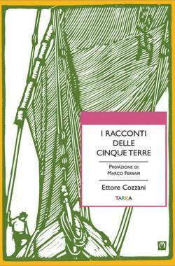copertina del libro Racconti delle cinque terre, di Ettore Cazzani