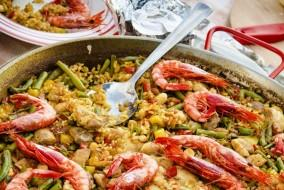 Paella-all-Algherese