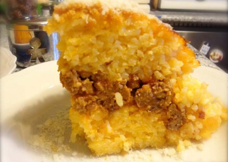 bomba di riso piacentina
