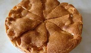 torta di castagne