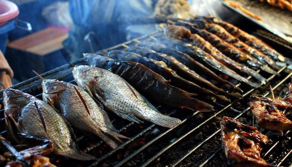 grigliata pesci
