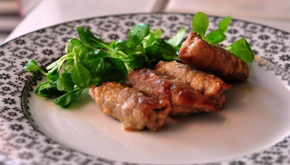 involtini acciughe