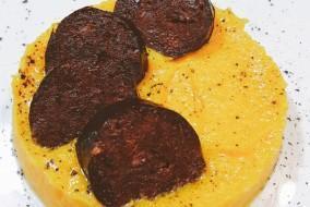 polenta sanguinacci