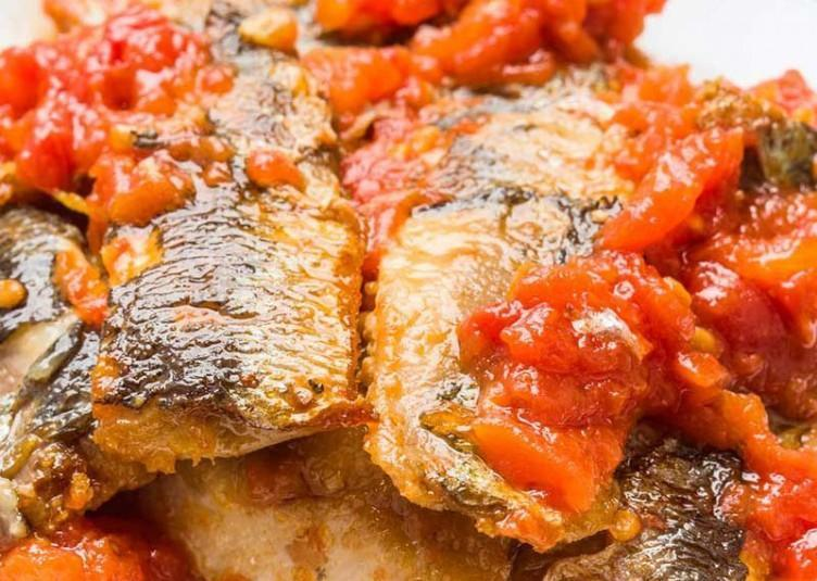 sardine pomodoro