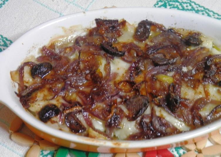 stoccafisso e patate