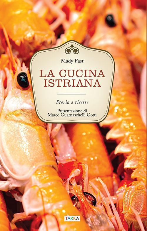 copertina cucina istriana