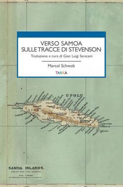copertina verso samoa sulle tracce di stevenson